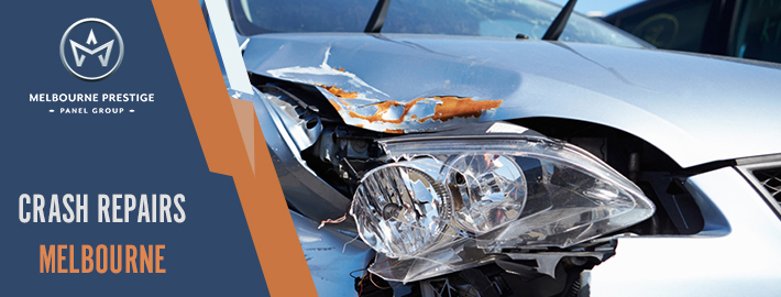 Crash Repairs Melbourne